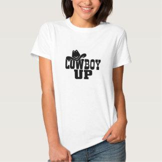 Cowboyskjorta Tee