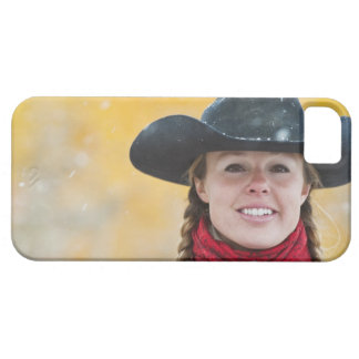 Cowgirl 6 barely there iPhone 5 fodral