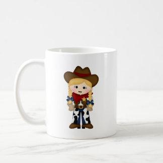 Cowgirl Kaffemugg