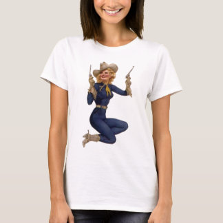 Cowgirl T Shirts
