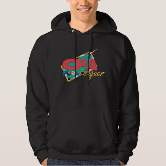 CPA-logotypdesigner Sweatshirt Med Luva