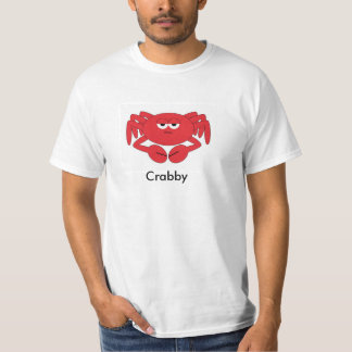 Crabby T-tröja T-shirts