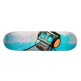 Cradllivant Skateboarddäck: Känselförnimmelse Skateboard Bräda 19,5 Cm
