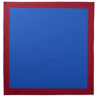 Cranberry och Blåbär-Färgade servetter