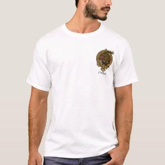 Crawford klanvapensköld t-shirt