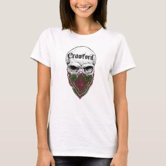 Crawford Tartanbandit T Shirts