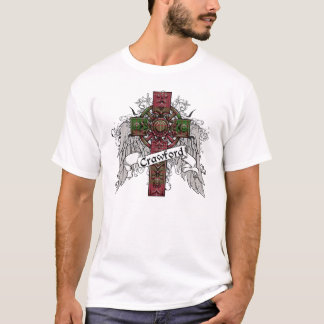 Crawford Tartankor T-shirt