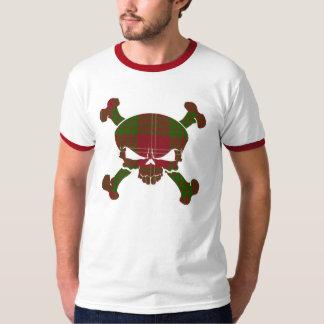 Crawford Tartanskalle ingen banerskjorta T-shirt