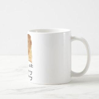 Cray cray för rostat bröd kaffemugg