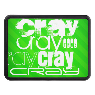 Cray; Neongröntrandar Skydd För Dragkrok