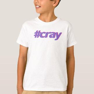 #cray t-shirt