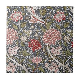Cray textil av William Morris Kakelplatta