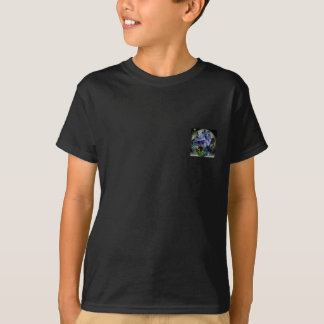 crazyplanet2 t-shirt