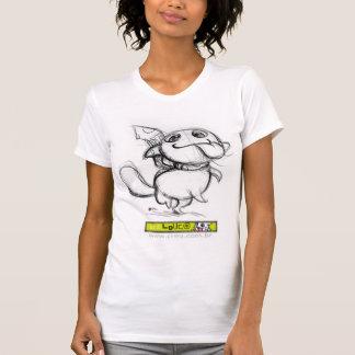 Créus Gif-Baserade konst T-shirt