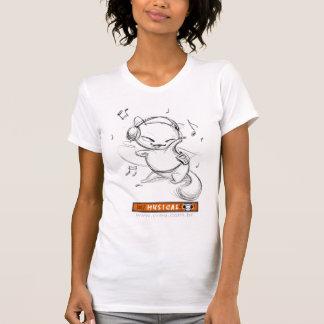 Créus Gif-Baserade konst T Shirts