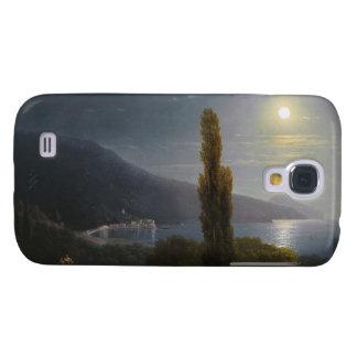 Crimean kusten i månsken Ivan Aivazovsky Galaxy S4 Fodral