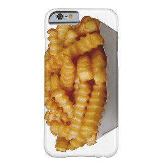Crinkle-cut fransksmåfiskar barely there iPhone 6 fodral