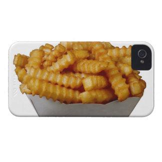 Crinkle-cut fransksmåfiskar iPhone 4 cases