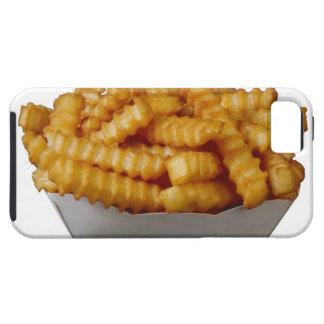 Crinkle-cut fransksmåfiskar iPhone 5 fodral