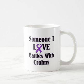 Crohns sjukdom kaffemugg