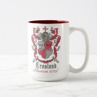 Crosland möte 2013, keramisk mugg