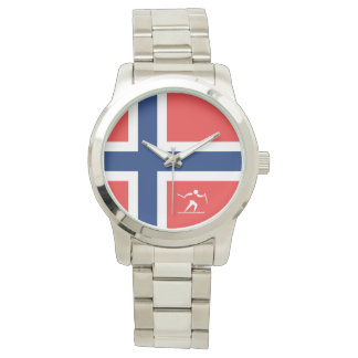 Cross country norge för lag armbandsur