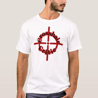 CrosshairkritikerT-tröja T-shirt