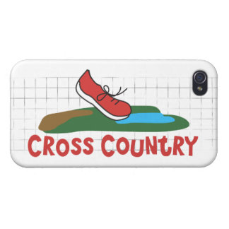 Crosst country spring iPhone 4 hud