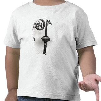 Crozier av abbotsna av Clairvaux T-shirts