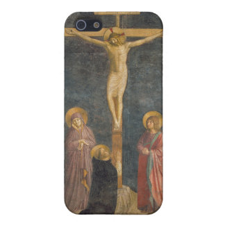 Crucifixion med oskulden, SS. John Evangelien iPhone 5 Cover