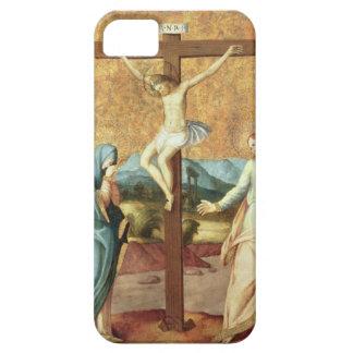 Crucifixionen med oskulden och Stet John Even iPhone 5 Cover