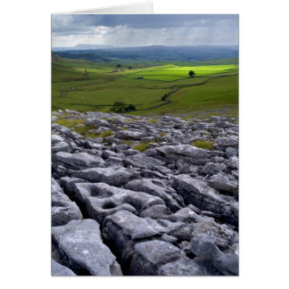 Crummack dal, Yorkshire dalar Hälsningskort