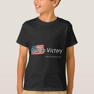 Cruz till segern tee shirts
