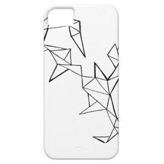 Crystal drömmar iPhone 5 skydd