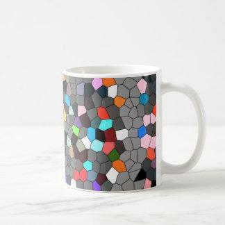 Crystal PIXEL pricker konst Kaffemugg