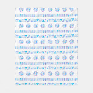 Crystal Raindrops Fleecefilt