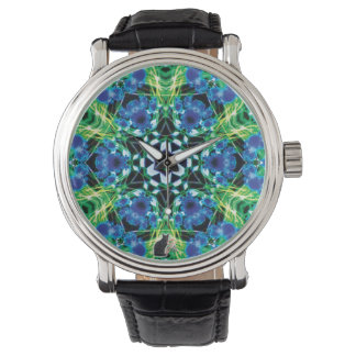 Crystalmarine Kaleidoscopeklocka Armbandsur
