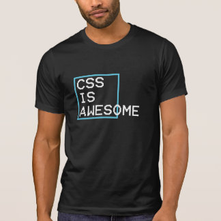css är enorm tee shirt