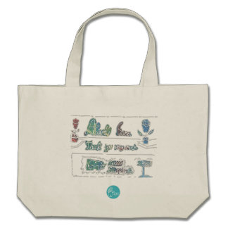 Ctc-internationell - tack tote bag