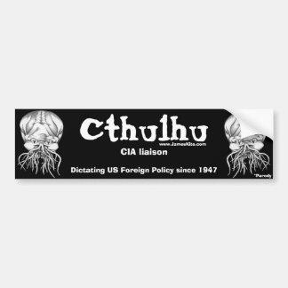 Cthulhu: CIA-förbindelse Bildekal
