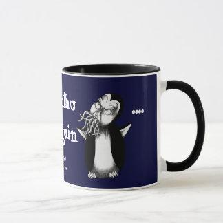 Cthulhu pingvin: …., mugg