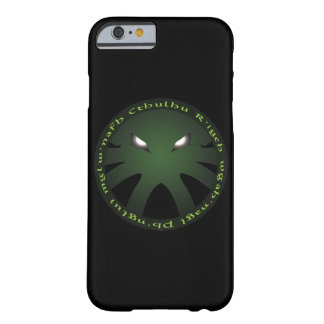 Cthulhu Roundel Barely There iPhone 6 Skal