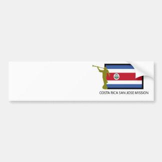 CTR FÖR COSTA RICA SAN JOSE BESKICKNING LDS BILDEKAL