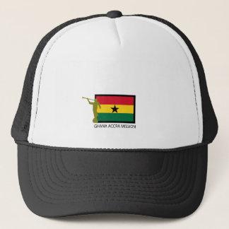 CTR FÖR GHANA ACCRA BESKICKNING LDS TRUCKERKEPS