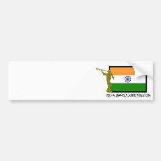 CTR FÖR INDIEN BANGALORE BESKICKNING LDS BILDEKAL