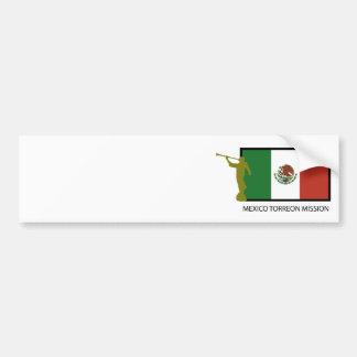 CTR FÖR MEXICO TORREON BESKICKNING LDS BILDEKAL
