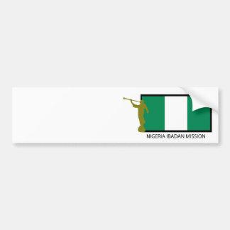 CTR FÖR NIGERIA IBADAN BESKICKNING LDS BILDEKAL