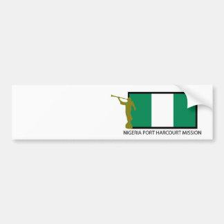 CTR FÖR NIGERIA PORT HARCOURT BESKICKNING LDS BILDEKAL