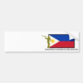 CTR FÖR PHILIPPINES CAGAYAN DE ORO BESKICKNING LDS BILDEKAL