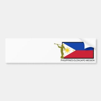CTR FÖR PHILIPPINES OLONGAPO BESKICKNING LDS BILDEKAL
